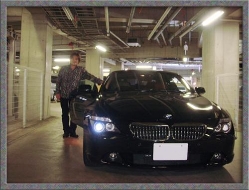 BMW 650ciカブリオレ