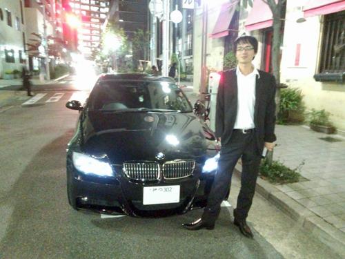 BMW E90ご納車