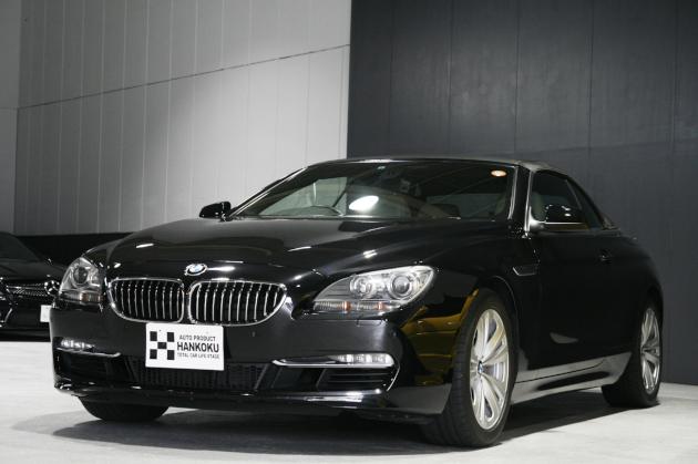 BMW 640iカブリオレ プラスコンフォートパッケージ
