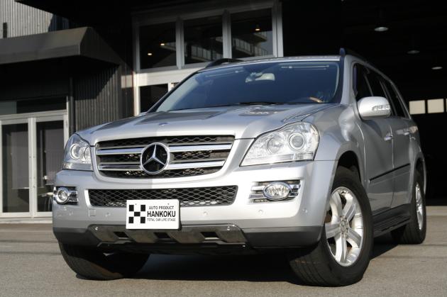 M.Benz GL550
