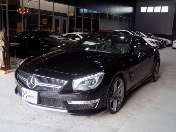 M.Benz SL63AMG